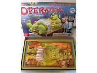 Shrek operation game