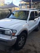 2002 Pajero North Ipswich Ipswich City Preview