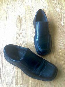 Men's Aldo black shoes