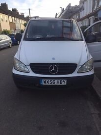 Mercedes Vito Van 111 CDI Long