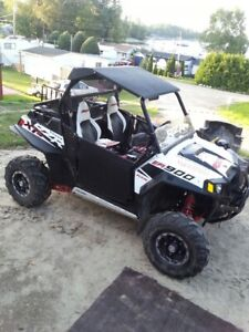 Polaris rzr 900xp 2011