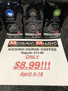 Kicking Horse Coffee ONLY $8.99!!!