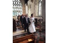 elegance wedding dress