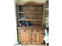 Antique Mexican Dresser