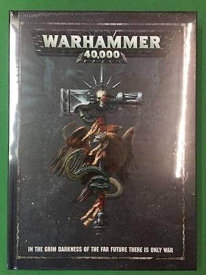 Warhammer 40K Dark Imperium  Hard Back Rulebook 8th Edition