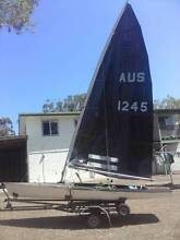 International Contender AUS1245 Cooee Bay Yeppoon Area Preview