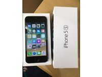 iPhone 5S 02 - Giffgaff 16GB Excellent condition