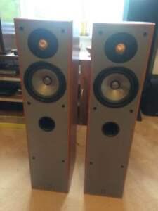 Yamaha NS-200 floor standing speakers pair