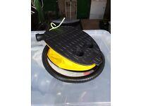 Foot Pump - 3 Litre In Yellow