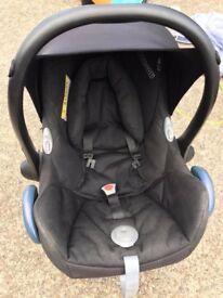 Maxi cosi car seat old style