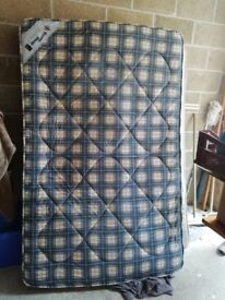 free 4ft double mattress small double mattress possible delivery