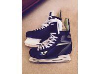 Graf G1035 Ice Hockey Skates MINT UK10