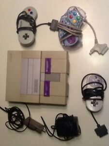 Super Nintendo, Xbox & PS1