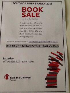 Book Sale -Save The Children  Kalamunda Kalamunda Area Preview