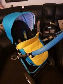 Uberchild Evo 3 in 1 travel system