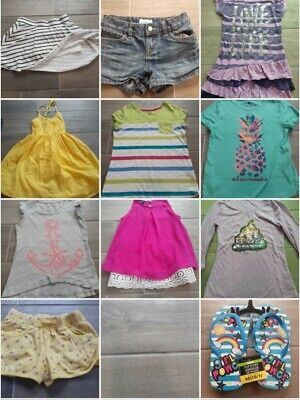 Girls size 7 / 8 clothing lot justice Abercrombie