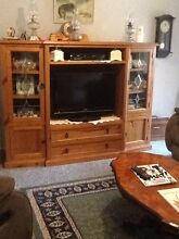 Large solid pine tv display cabinet Dubbo 2830 Dubbo Area Preview