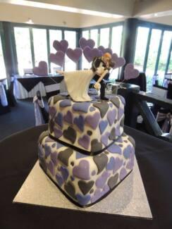 Wedding cakes birthday cakes kids gluten free trscakes, SALE ON Arana Hills Brisbane North West Preview