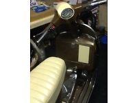 Vespa piaggio 200cc registered 125cc