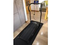 Confidence Fitness Treadmill and York Fitness Mat