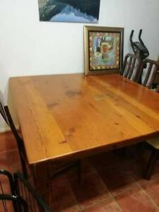 Table and 8 chairs MUST GO THIS WEEKEND
