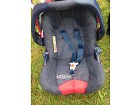 GRACO CAR SEAT baby seat