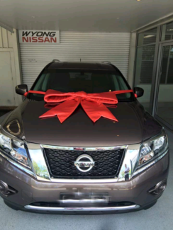 Nissan pathfinder  Gorokan Wyong Area Preview