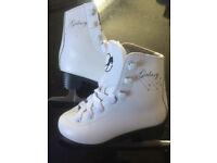 Junior ice skates size 10