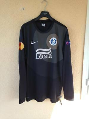 FC Dnipro Dnipropetrovsk match worn golkeper jersey boiko-europa liga image