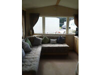 8 Berth 3bed caravan for hire on Havens CALA GRAN Blackpool/Fleetwood ...SAVE on Havens prices...