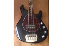 Ernie Ball Musicman Sterling Bass in Excellent condition
