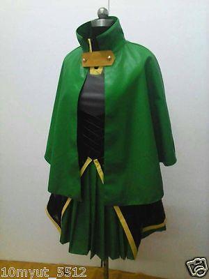 Womens Loki Costume (Movie Thor The Avengers Cosplay Costume Women's Loki)
