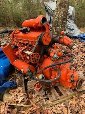 Volkswagen Pathfinder 70 Marine Diesel Engine 70 Hp Borg Warner Transmission