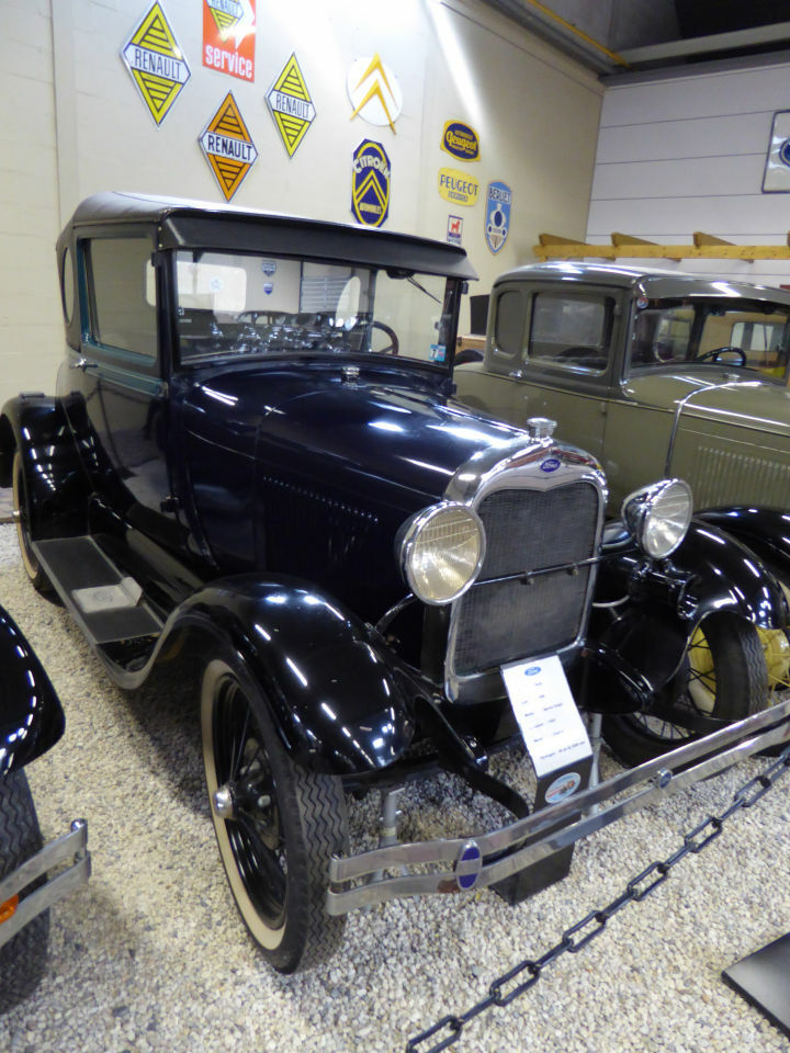 Ford 45 A Sports Coupe 1929