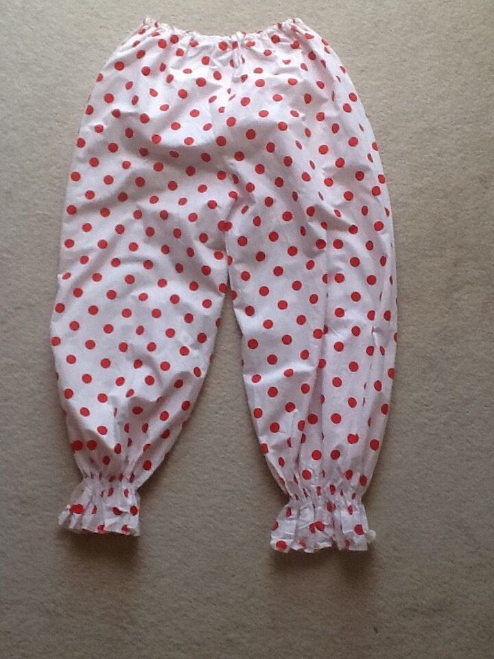 Long bloomers/ trousers