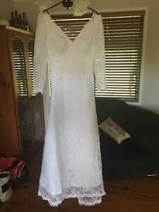Wedding Dress Denman Muswellbrook Area Preview