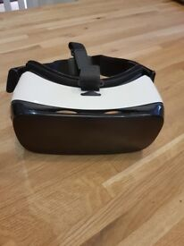 Gear VR powered by Oculus, for Samsung