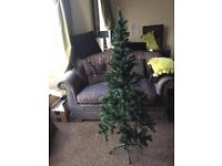 Christmas tree dark green christmastree only used one year