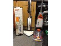 Fax carpet cleaner new also van multifunction steam mop and hand held cleaner