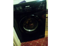 Black 6kg bush washer 5 months old and no marks no mold very clean well kept £80 pickup and only