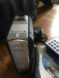 JVC Digital Video Camera mini DV