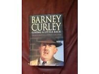 BARNEY CURLEY giving a little back