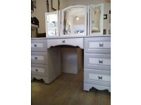 REDUCED price - Gorgeous Dressing Table with Mirror.