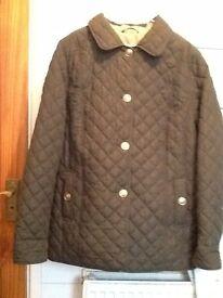 M&S coat size 18