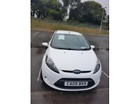 Ford Fiesta - White - For Sale - Excellent Car!