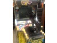 Arcade machine Mancave rare pub home bar