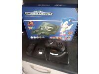 Sega Mega Drive Mini 85 games