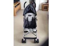 Maclaren folding pushchair.excellent condition . Had very little use.