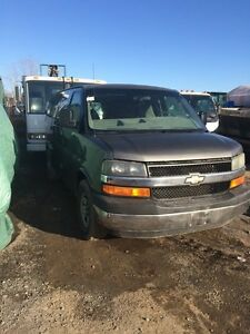 2007 Chevrolet Express 1500 AWD