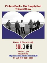 Picture Book Live at Soul Central Dee Why Manly Area Preview